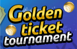 logo golden ticket tournament